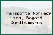 Transporte Noruega Ltda. Bogotá Cundinamarca