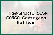 TRANSPORTE SISA CARGO Cartagena Bolívar