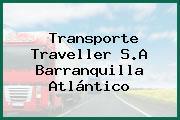 Transporte Traveller S.A Barranquilla Atlántico