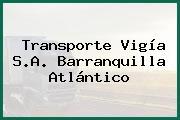 Transporte Vigía S.A. Barranquilla Atlántico