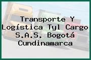 Transporte Y Logística Tyl Cargo S.A.S. Bogotá Cundinamarca