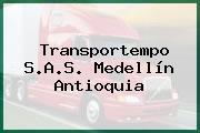 Transportempo S.A.S. Medellín Antioquia