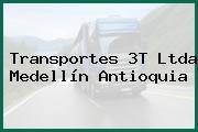 Transportes 3T Ltda Medellín Antioquia