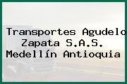 Transportes Agudelo Zapata S.A.S. Medellín Antioquia