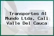 Transportes Al Mundo Ltda. Cali Valle Del Cauca
