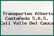 Transportes Alberto Castañeda S.A.S. Cali Valle Del Cauca