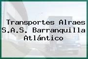 Transportes Alraes S.A.S. Barranquilla Atlántico
