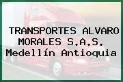 TRANSPORTES ALVARO MORALES S.A.S. Medellín Antioquia