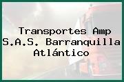 Transportes Amp S.A.S. Barranquilla Atlántico