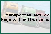Transportes Artico Bogotá Cundinamarca