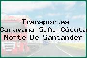 Transportes Caravana S.A. Cúcuta Norte De Santander