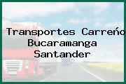 Transportes Carreño Bucaramanga Santander