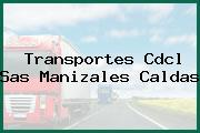 Transportes Cdcl Sas Manizales Caldas