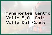 Transportes Centro Valle S.A. Cali Valle Del Cauca