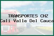TRANSPORTES CHZ Cali Valle Del Cauca