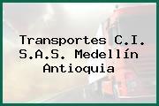 Transportes C.I. S.A.S. Medellín Antioquia
