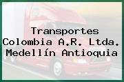 Transportes Colombia A.R. Ltda. Medellín Antioquia