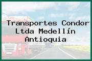 Transportes Condor Ltda Medellín Antioquia