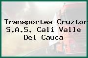 Transportes Cruztor S.A.S. Cali Valle Del Cauca