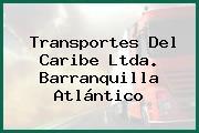 Transportes Del Caribe Ltda. Barranquilla Atlántico