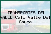 TRANSPORTES DEL VALLE Cali Valle Del Cauca
