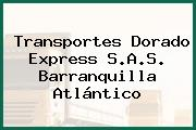 Transportes Dorado Express S.A.S. Barranquilla Atlántico