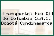 Transportes Eco Oil De Colombia S.A.S. Bogotá Cundinamarca