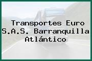 Transportes Euro S.A.S. Barranquilla Atlántico