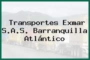 Transportes Exmar S.A.S. Barranquilla Atlántico