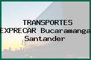 TRANSPORTES EXPRECAR Bucaramanga Santander
