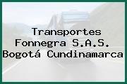 Transportes Fonnegra S.A.S. Bogotá Cundinamarca