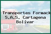 Transportes Formack S.A.S. Cartagena Bolívar