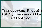 Transportes Frupalm S.A.S. Barranquilla Atlántico