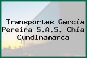 Transportes García Pereira S.A.S. Chía Cundinamarca