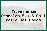 Transportes Graneles S.A.S Cali Valle Del Cauca