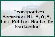 Transportes Hermanos Mt S.A.S. Los Patios Norte De Santander