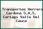 Transportes Herrera Cardona S.A.S. Cartago Valle Del Cauca