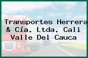 Transportes Herrera & Cía. Ltda. Cali Valle Del Cauca