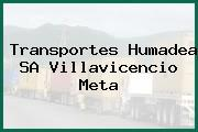 Transportes Humadea SA Villavicencio Meta