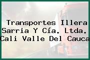 Transportes Illera Sarria Y Cía. Ltda. Cali Valle Del Cauca