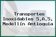 Transportes Inoxidables S.A.S. Medellín Antioquia