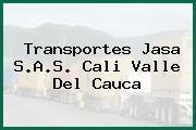 Transportes Jasa S.A.S. Cali Valle Del Cauca
