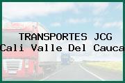 TRANSPORTES JCG Cali Valle Del Cauca
