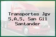 Transportes Jgv S.A.S. San Gil Santander