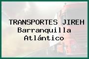 TRANSPORTES JIREH Barranquilla Atlántico