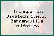 Transportes Jivatech S.A.S. Barranquilla Atlántico