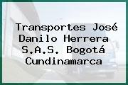 Transportes José Danilo Herrera S.A.S. Bogotá Cundinamarca