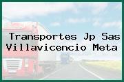 Transportes Jp Sas Villavicencio Meta