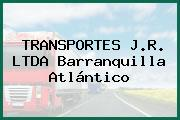TRANSPORTES J.R. LTDA Barranquilla Atlántico