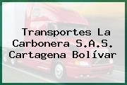 Transportes La Carbonera S.A.S. Cartagena Bolívar